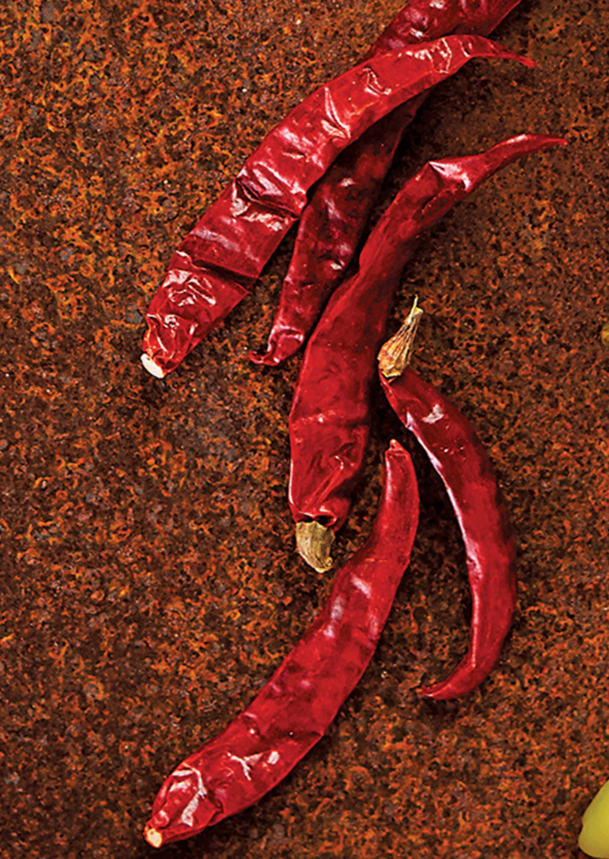 redchilies